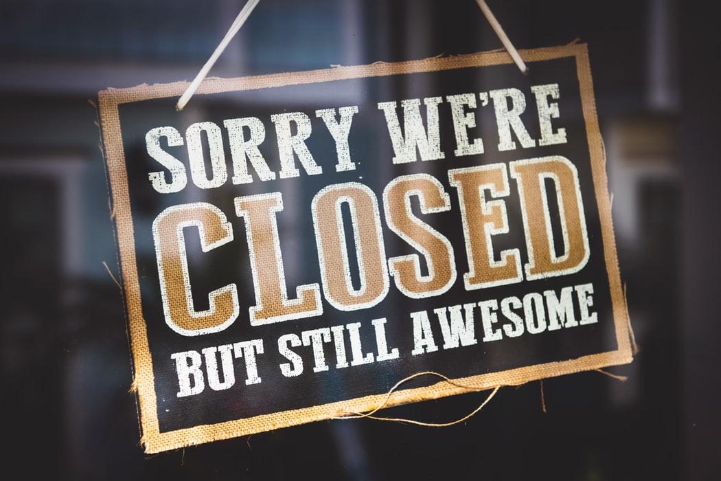 Im November M O N T A G S geschlossen